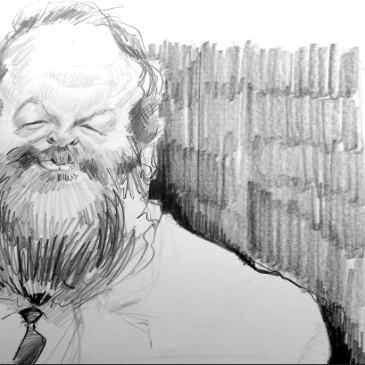 Bud Spencer Caricature