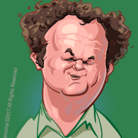 Will Ferrell Caricature